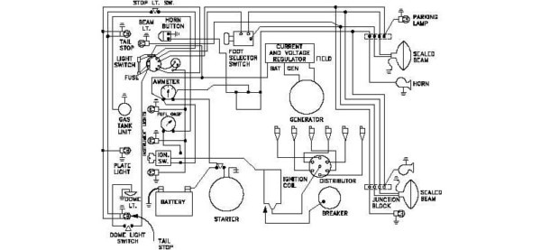 10 Common Electrical Symbols Found On Electrical Schematic