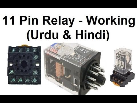 11 Pin Relay Connections