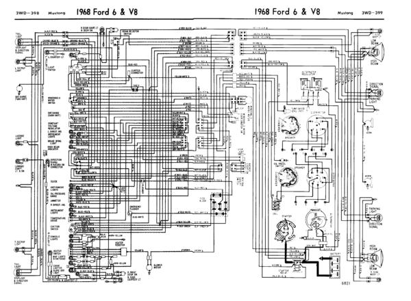 1990 Ford F 250 Headlight Wiring Diagram