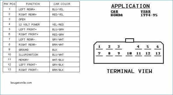 1995 acura integra stereo wiring diagram wiring diagram experts