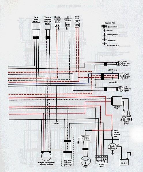 1997 Harley Davidson Wire Diagram