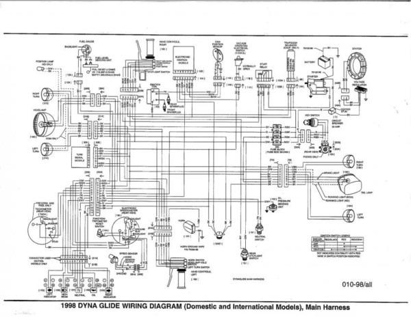 2007 Harley Wiring Diagram