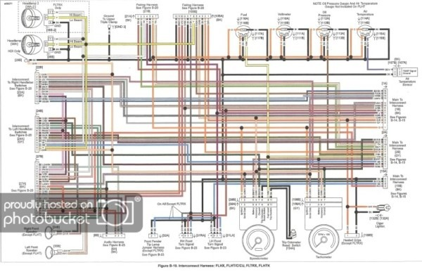 2006 Harley Davidson Ultra Classic Wiring Diagram