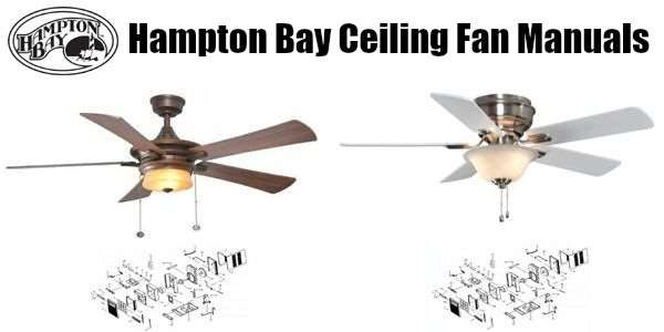 20 Most Recent Hampton Bay 24002 Ceiling Fan Questions & Answers