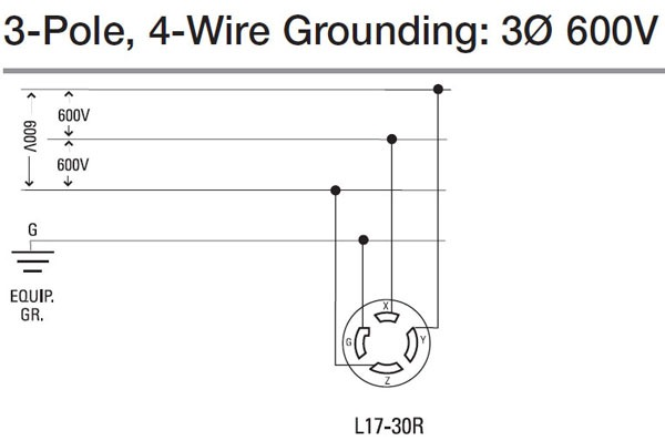 220 3 Wire Diagram
