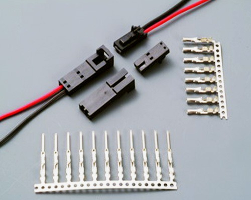 2 54 Mm Pitch Wire To Wire Connectors