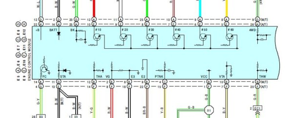 2000 4runner Wiring Diagram
