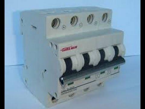 4 Pole Mcb Circuit Breaker Wiring In Urdu & Hindi