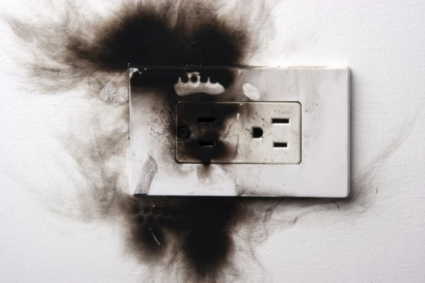 4 Reasons Your Electrical Outlet Sparks & What To Do About It