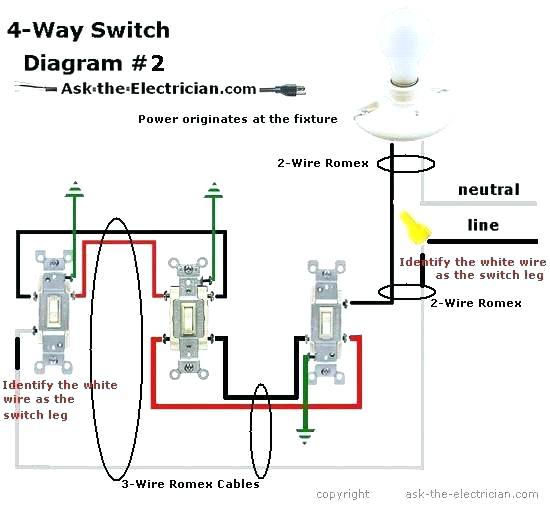 4 Way Dimmer 4 Way Dimmer Switch Wiring Diagram Also Switch Wiring