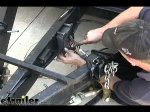 Sensational Trailer Electrical Junction Box Wiring 101 Capemaxxcnl