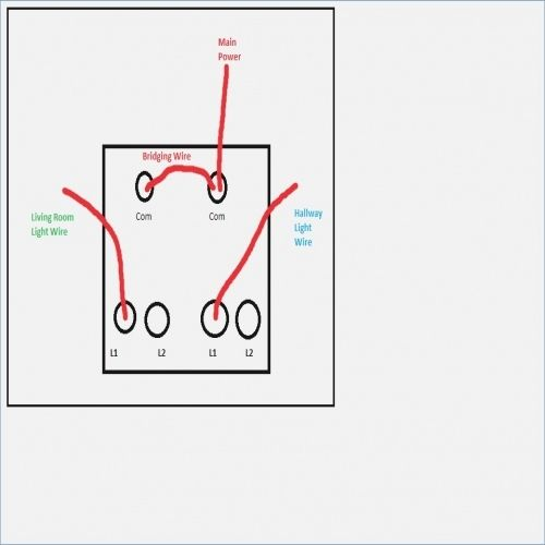 A Double Light Switch Wiring Uk Can Be Really A Simplified Main