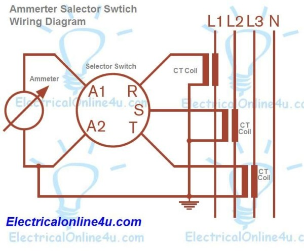 Selector Switch Diagram