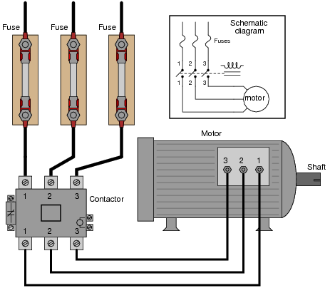 Ac Motor Control Circuits