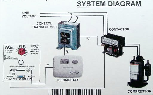 Trane Compressor Wiring Diagram