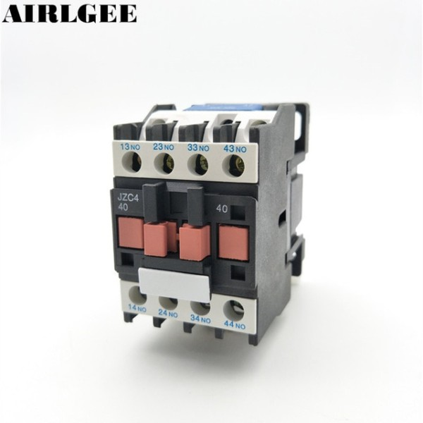 Aliexpress Com   Buy Jzc4 40 4no Contactor Relay 3p Three Pole 24