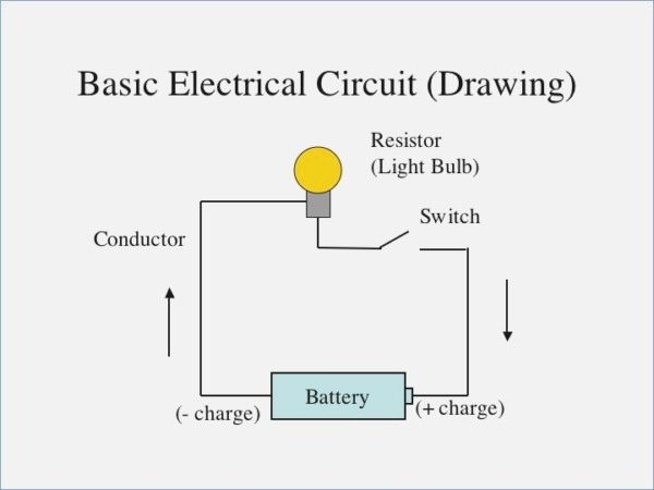 Basic Circuit Wiring Diagrams