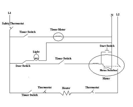 Basic Electrical Wiring Schematic