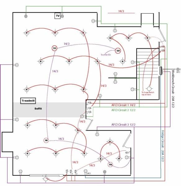 Basic House Wiring Diagram Australia