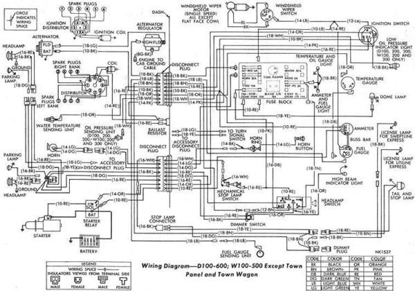 Box Truck Wiring Diagram