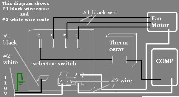 Central Air Wiring