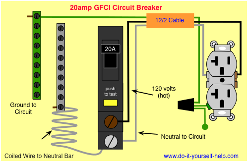 How To Wire A 220 Circuit Breaker
