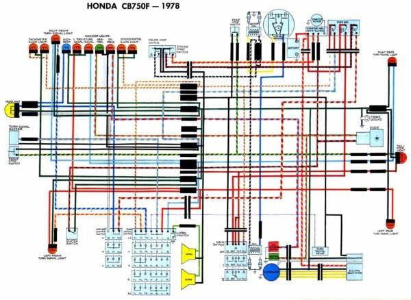Color Wiring Diagram