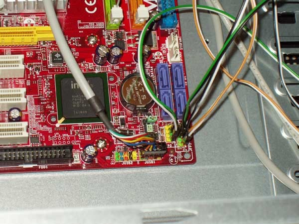 Computer Wiring  How To Connect Your Computer Wires