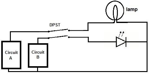 Dpst Switch Diagram