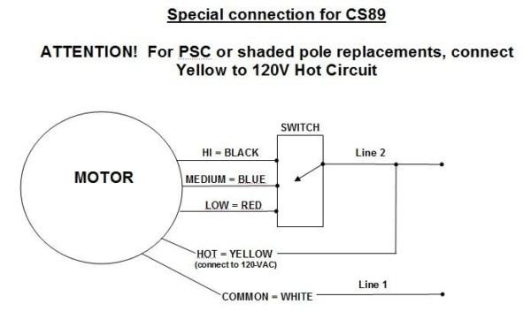 240v Motor Wiring