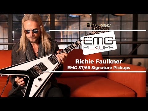 Emg Pickups   57 66 Set   Electric Guitar Pickups, Bass Guitar