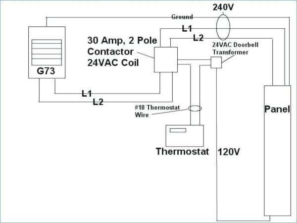 Wall Thermostat Wiring