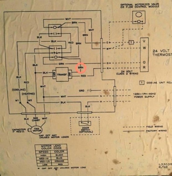 First Company Air Handlers Medium Size Of Wiring Diagram First