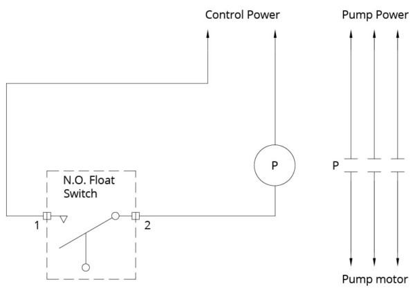 Float Switch Installation Wiring And Control Diagrams