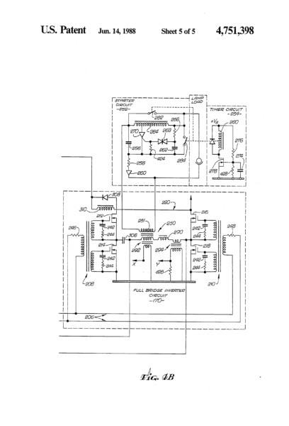 Fluorescent Emergency Ballast Wiring Diagram