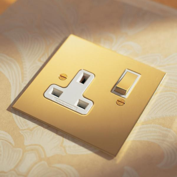 Forbes Brass Socket 1