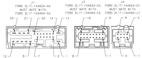 Ford 500 Wiring Diagram