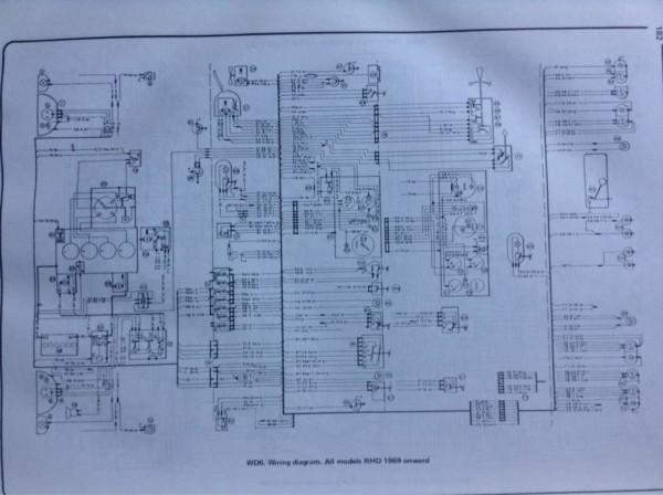 Escort Mk1 Wiring Diagram
