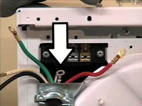 Frigidaire Dryer Installation