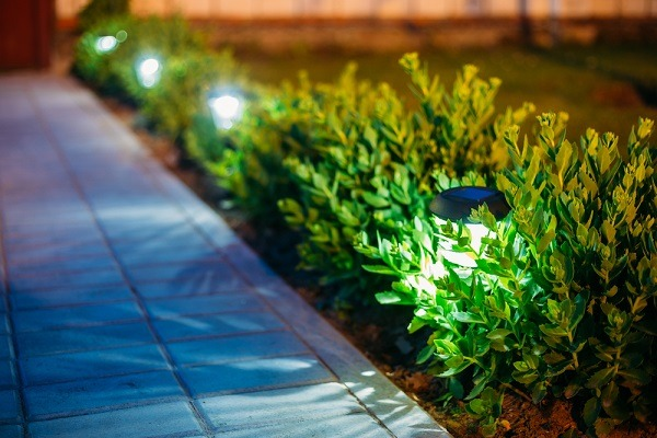 Garden Lights  How To Install All Your Garden Lights In Under Hour!