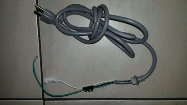 Ge Profile Harmony Gas Dryer Power Cord We08x10064