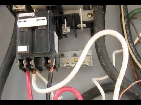 Gfci Breaker Tripping New Wire Up Hot Tub How To Repair The Spa