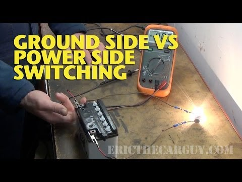 Ground Side Vs Power Side Switching