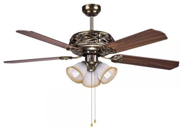 Hampton Bay 4 Light Ceiling Fan