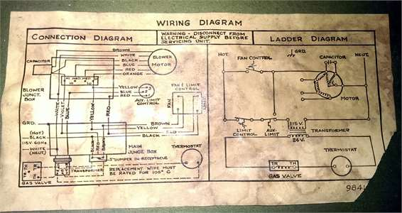 Heil Hvac Model Numbers Need A Wiring Diagram For A Old Heil Gas