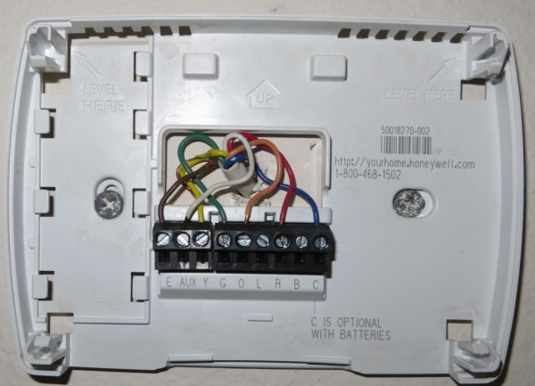 How To Wire A Heat Pump Thermostat Honeywell