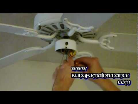 How To Replace A Ceiling Fan Light Kit