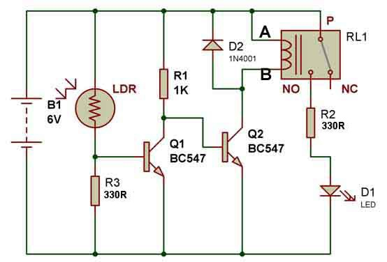 Bosch 12V Relay Wiring Diagram from www.chanish.org