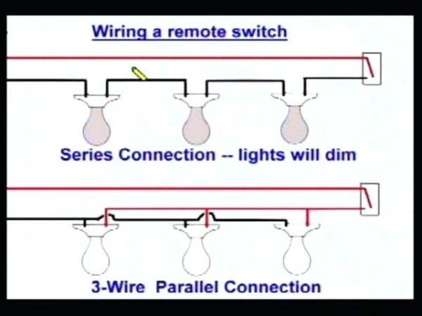 Inspirational Wiring Can Lights In Series Chatroom Home