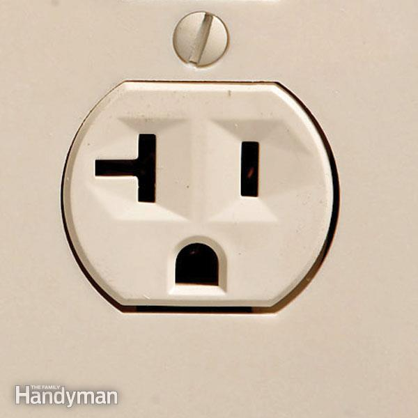 Installing Electrical Outlets  Which Way Is Up